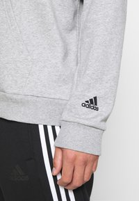 adidas Performance - BOXBOS - Hoodie - medium grey heather - 5