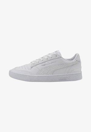 Sneaker low - puma white/metallic silver