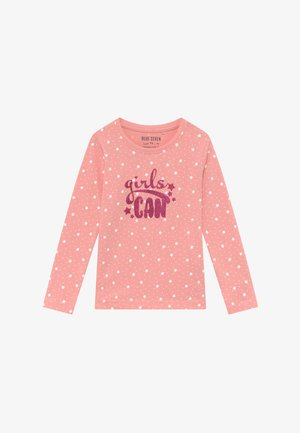 KIDS GIRLS CAN - Long sleeved top - flamingo