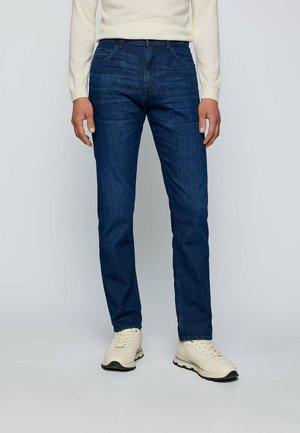 ALBANY - Straight leg jeans - dark blue