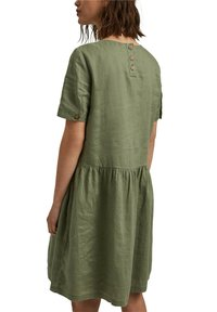 Esprit - DRESS - Day dress - light khaki - 7