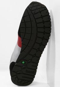 Timberland - LUFKIN  - Sneakers - md grey mesh wblk - 4