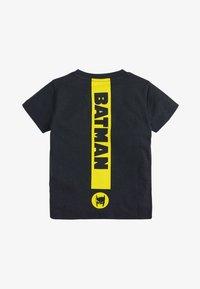 Next - BATMAN SHORT SLEEVE T-SHIRT - Print T-shirt - black - 1