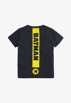 BATMAN SHORT SLEEVE T-SHIRT - Print T-shirt - black