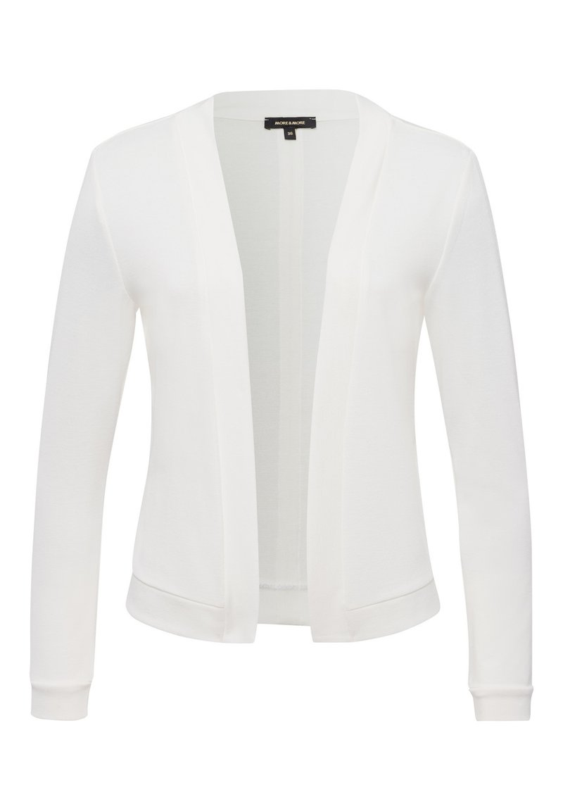 More & More - Cardigan - offwhite