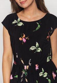 Bialcon - Sukienka letnia - czarny - 5