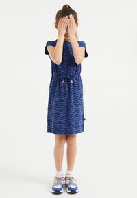 WE Fashion - Day dress - all-over print - 0