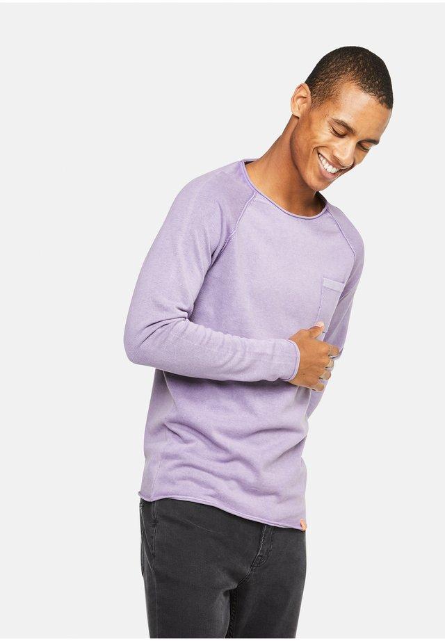 NOAH - Pullover - violett