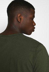 Gabba - MARCEL TEE  - Basic T-shirt - khaki - 4