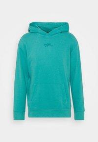 Hollister Co. - SOLID SCRIPT - Sweatshirt - green blue - 6