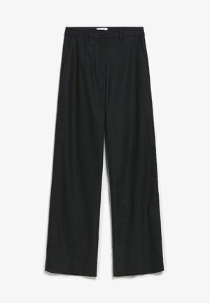 NAGISAA NAGISAA - Trousers - black