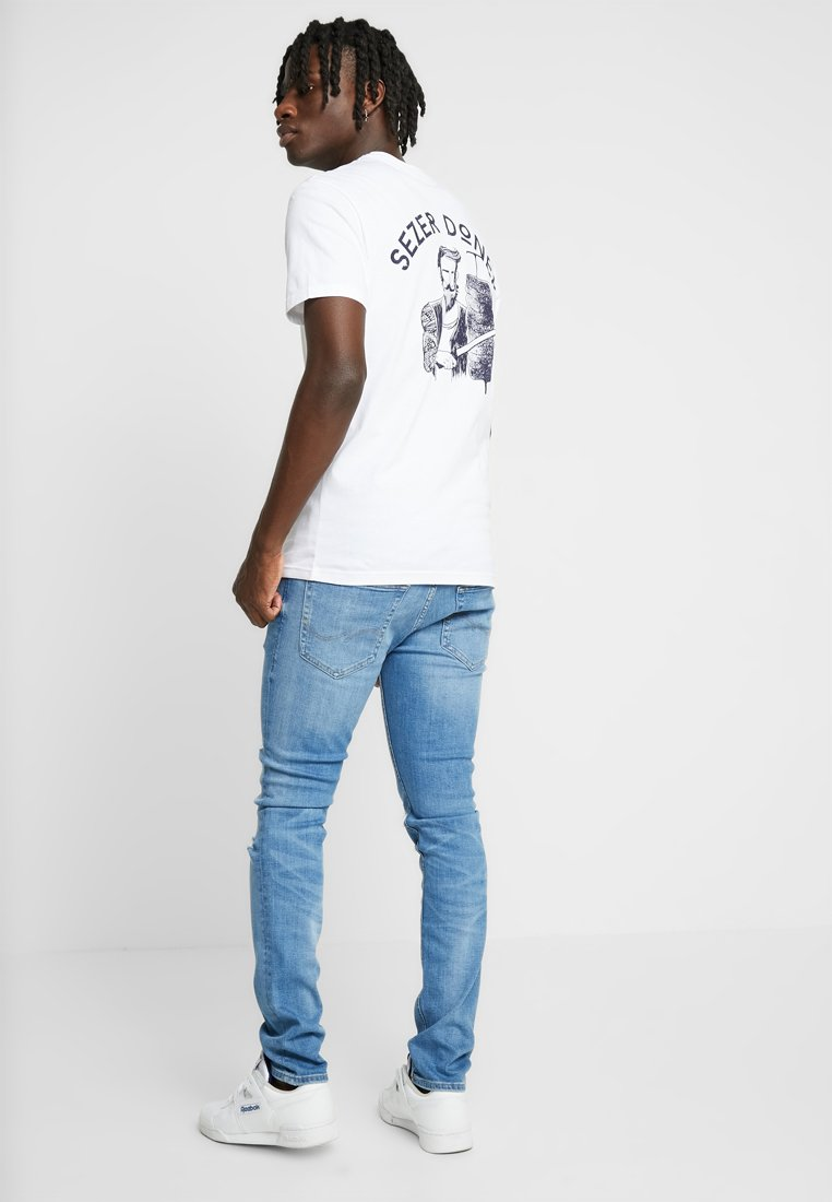 Limit Discount Good Service Men's Clothing Jack & Jones JJILIAM JJORIGINAL Jeans Skinny Fit blue denim OjTuXh1hI k6zjGa9Vh
