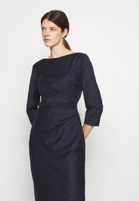 WEEKEND MaxMara - BURGOS - Pouzdrové šaty - night blue - 3