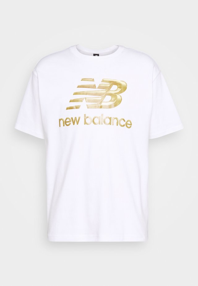 ATHLETICS SELECT PODIUM - Print T-shirt - white