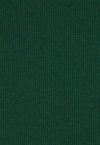 GAP - SQUARENECK DRESS - Neulemekko - tropic green - 2