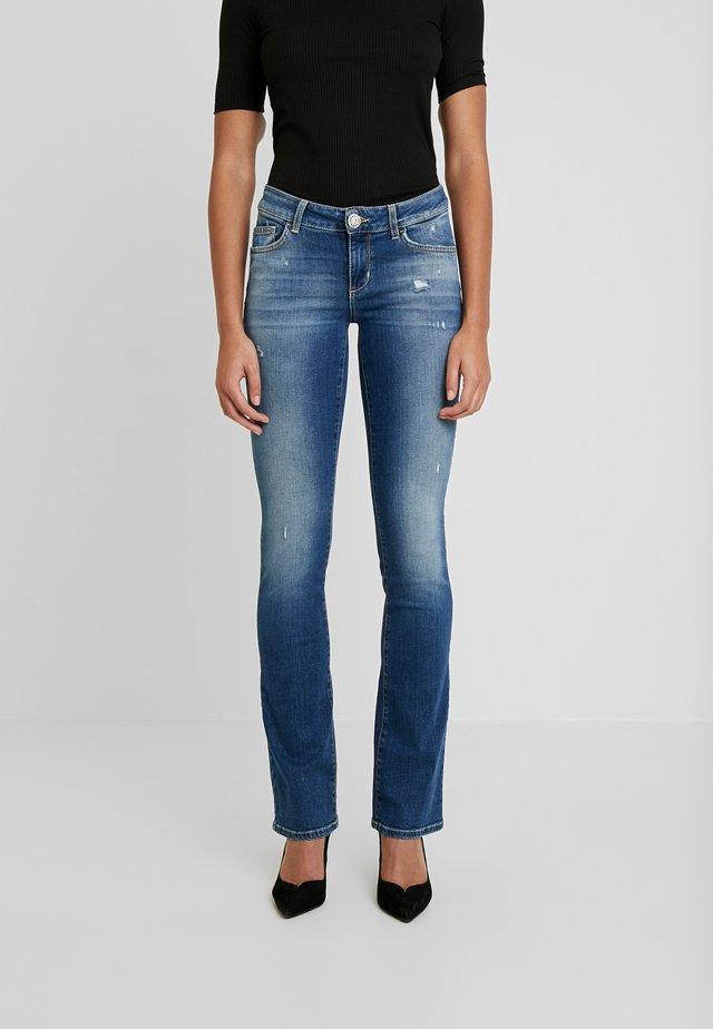 UP REPOT REG - Jeans Bootcut - wash
