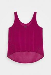 adidas Performance - COMMUTER TANK - Camiseta de deporte - berry/purple - 1