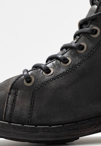 Replay - LEICESTER - Lace-up ankle boots - stone - 5