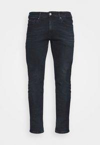 Tommy Jeans - SCANTON SLIM - Slim fit jeans - midnight extra dark blue - 5