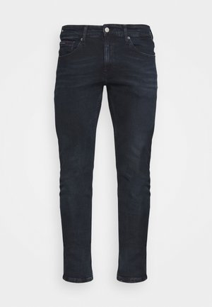 SCANTON SLIM - Jeans slim fit - midnight extra dark blue