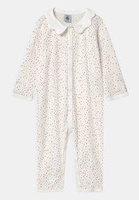 Petit Bateau - DORS BIEN SANS PIEDS - Pyjamas - marshmallow/multico - 0