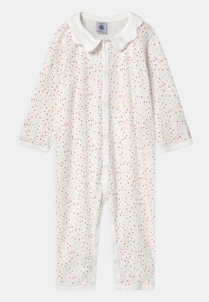 DORS BIEN SANS PIEDS - Pyjamas - marshmallow/multico