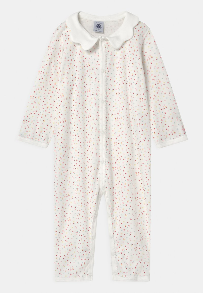 Petit Bateau - DORS BIEN SANS PIEDS - Pyjamas - marshmallow/multico