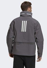 adidas Performance - MYSHELTER URBAN RAIN.RDY OUTDOOR - Outdoor jacket - grey - 2