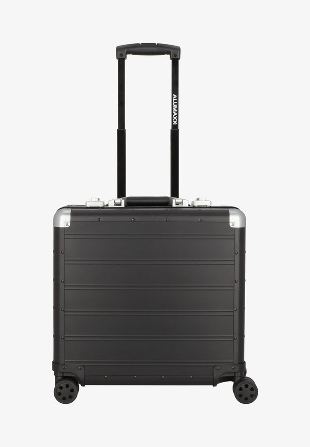 GEMINI - Wheeled suitcase - schwarz matt