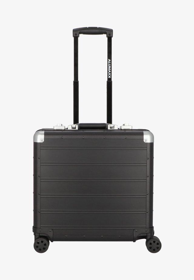 GEMINI - Luggage - schwarz matt