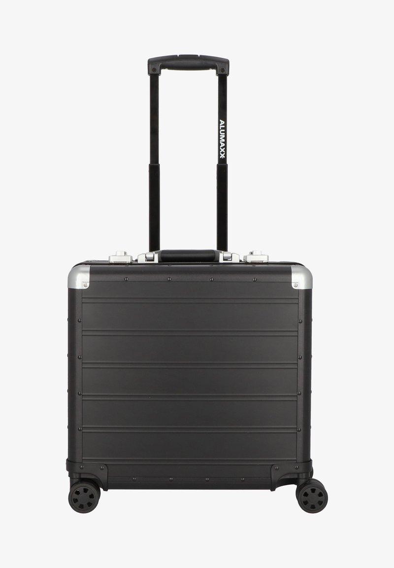 Alumaxx - GEMINI - Luggage - schwarz matt