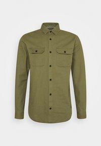 JCOCORNWALL WORKER - Shirt - darkest spruce