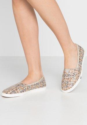 Nazouvací boty - pebble/multicolor