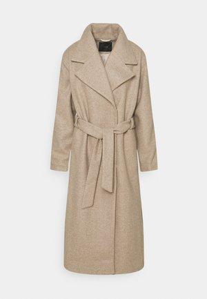 YASDOLLY - Classic coat - mushroom