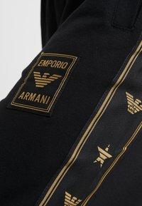 Emporio Armani - PANTALONI JOGGER - Pantalon de survêtement - nero - 4