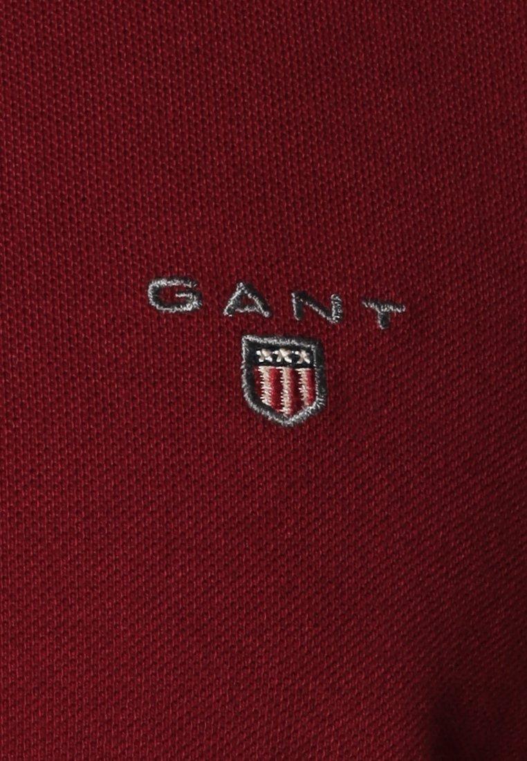GANT THE ORIGINAL RUGGER - Poloshirt - valpolicella/bordeaux z8FncG
