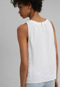 edc by Esprit - Blouse - white - 2