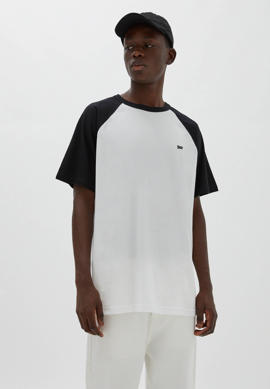 Herren MIT RAGLANÄRMELN - T-Shirt print