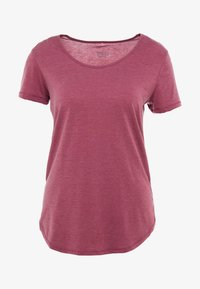 Cotton On Body - GYM  - T-Shirt basic - rose sangria - 4
