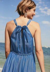 Next - Maxi dress - blue - 1