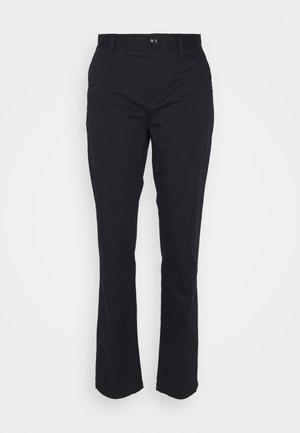 STUART REGULAR - Pantaloni - night