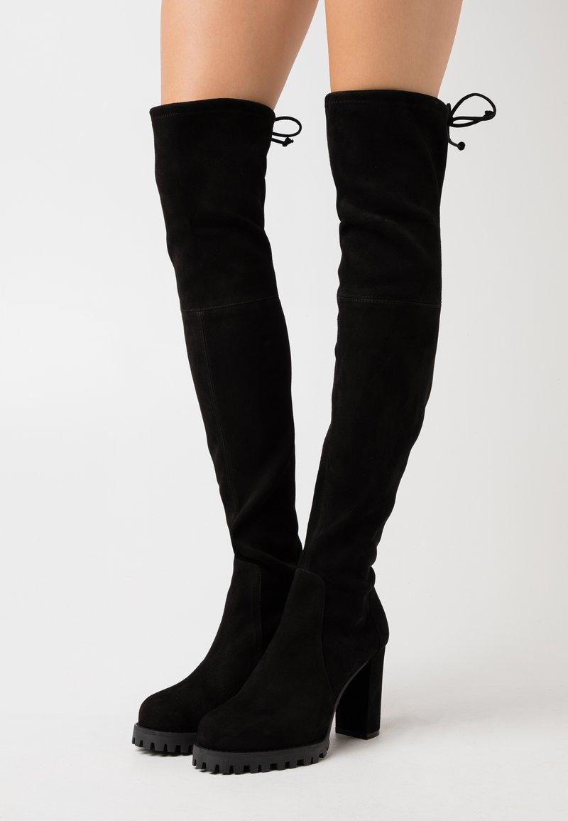 Stuart Weitzman - ZOELLA - High heeled boots - black