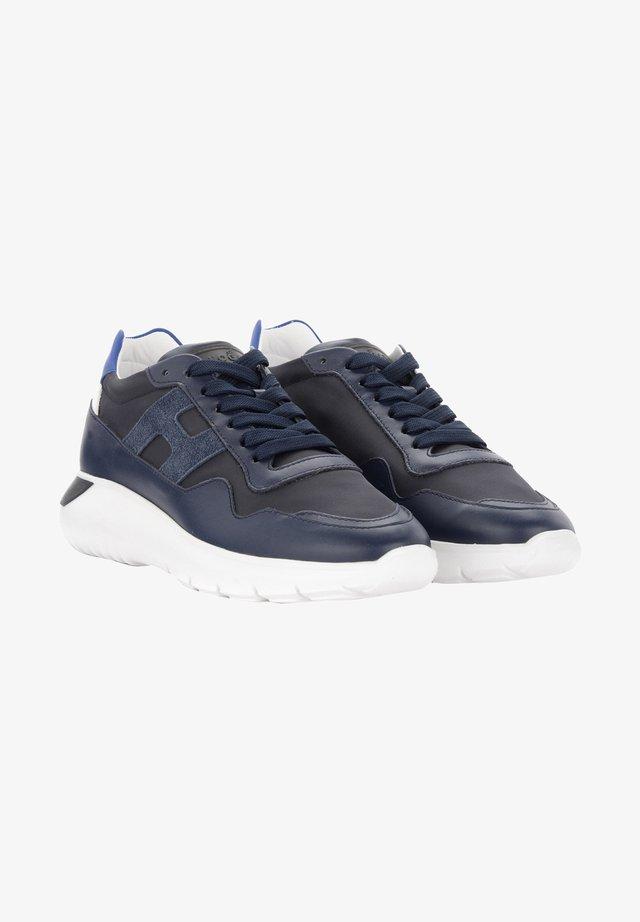 INTERACTIVE - Sneakers basse - blu