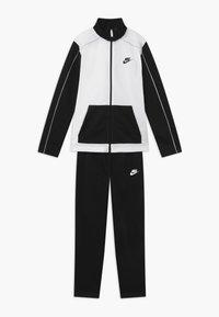 Nike Sportswear - CORE FUTURA SET - Tracksuit - black/white - 0