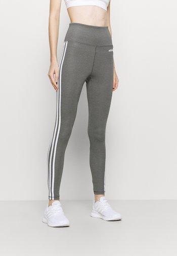 Tights - grey/white