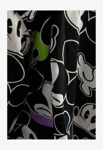 MIT MICKEY PRINT  - Camicia - black
