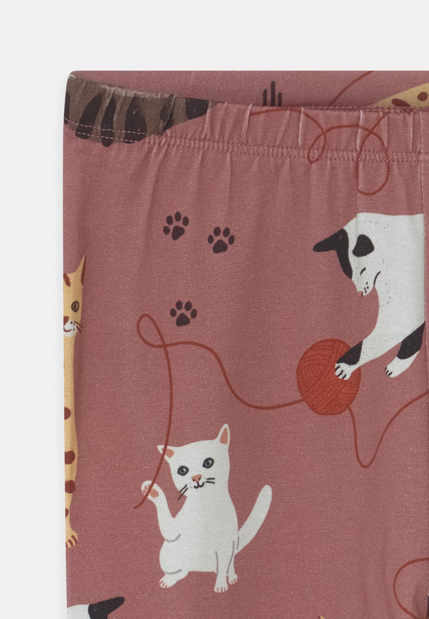 Kids PLAYFUL CATS - Leggings - Trousers
