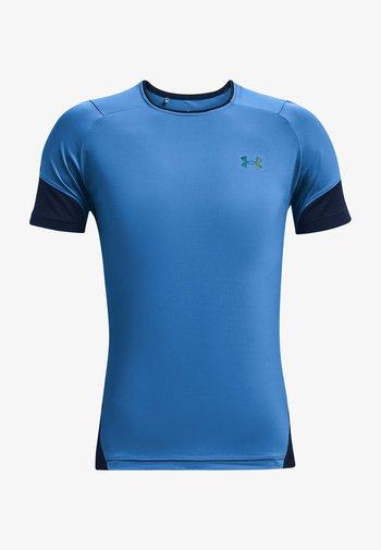RUSH - Print T-shirt - blue circuit