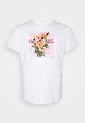 PHOTO TEE - Print T-shirt - off-white