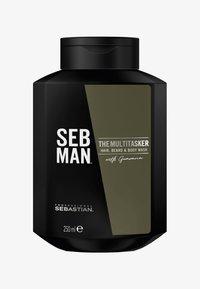 SEB MAN - THE MULTITASKER 3IN1 - Shower gel - - - 0